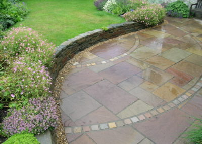 Cottage Garden Patio Ayr Shapes