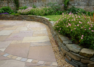Cottage Garden Ayr Paving Design