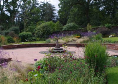 Sundial Brodick Walled Garden