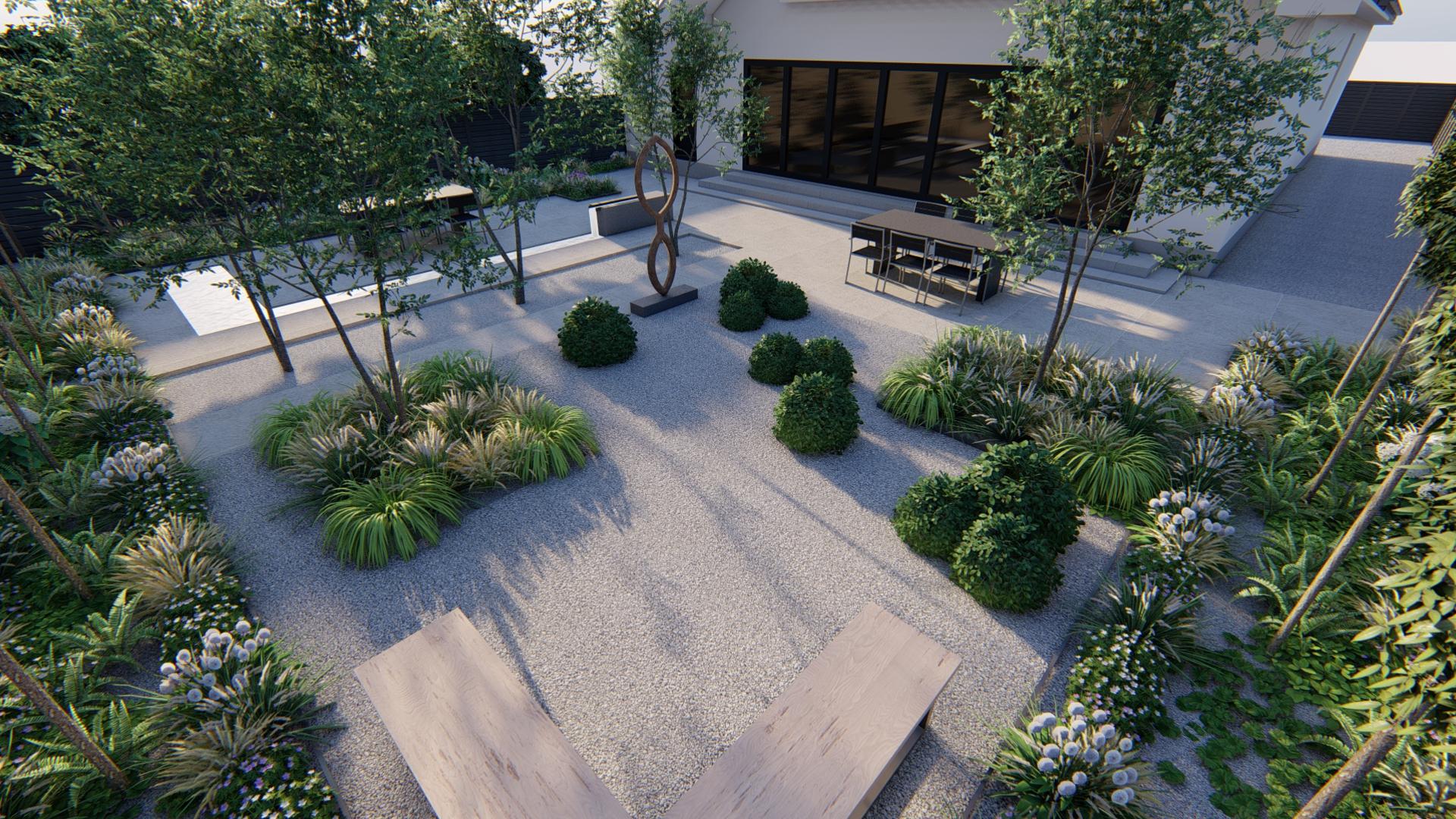 Jeremy Needham Garden Designs Msgd Garden Design Glasgow