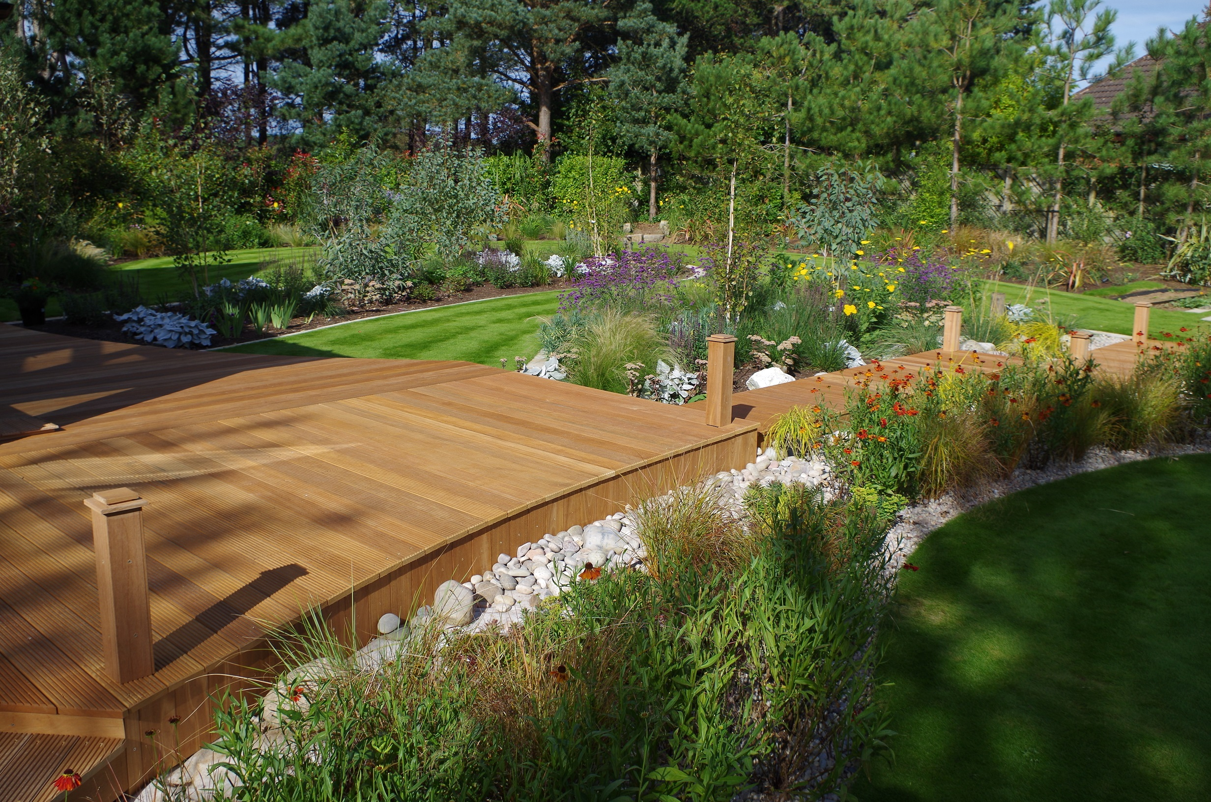 Jeremy Needham Garden Designs MSGD | Garden Design Glasgow